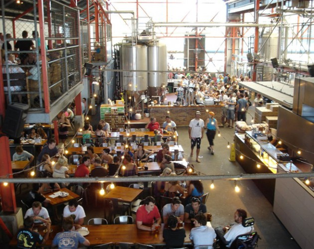little creatures great hall from their website
